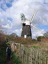 Wicken Fen windmill